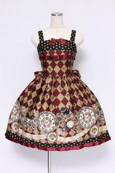 Image 1: ALICE and the PIRATES / Clockwork Osumashi Cat jumper skirt type II over