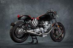 Moto Guzzi Nevada 750 'Follet' | Mr Martini