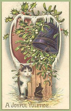 Kerstklokken,,,,,,,,,,,Postkaart............LBxxx.