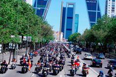 Este domingo, más de 1.500 Harley-Davidson por las calles de Madrid | QuintaMarcha.com