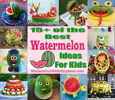 watermelon super fruit   You can view all of our other fun Watermelon creations HERE ! :*