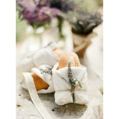 Lavender Inspirational Shoot : Image #285394 : Style Me Pretty ❤ liked on Polyvore featuring food, pictures and backgrounds