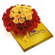 Cadbury Roses Celebration, Roses Bouquets
