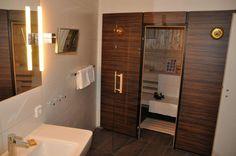 Wellnesszimmer mit privater Sauna