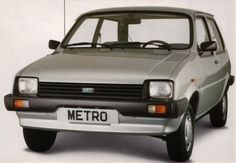 An object of desire - and derision - the Mini Metro is 30 this year. Andrew Roberts looks back at a British favourite. Austin Mini, Austin Cars, Classic Motors, Classic Cars, Westminster, Metro Pictures, Commercial Vehicle, Small Cars, Old Cars