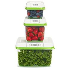 Buy Rubbermaid FreshWorks Containers For Just $20