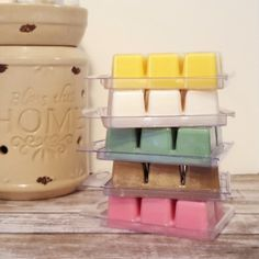 Stock up on highly scented soy wax melts/tarts with our bundle deal! Choose any combination of scents. Scented Wax Melts, Soy Wax Melts, Try Something New, Pure Products, Tarts, Unique Jewelry, Handmade Gifts, Etsy, Free