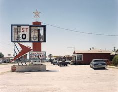 © PETER BROWN - On thePlains - Entrance to Ardmore - Ardmore, Oklahoma (1988)