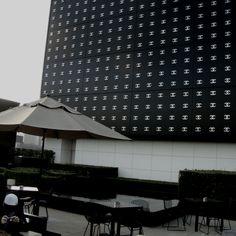 2010 Chanel Cafe, Tokyo Ginza, Japan.