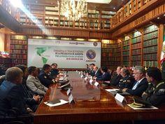 México asume la Presidencia de Ameripol para el bienio 2016-2017 | El Puntero