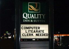 These 17 Help Wanted Signs Are A Joke. #4 Is Ridiculous! - http://www.lifebuzz.com/help-wanted/