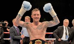 Ricky Burns calls out Adrien Broner in wake of historic WBA light-welterweight title win