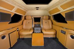 Conquest Vehicles | Knight XV - Soft and luxurious on the inside, harder than nails on the outside.