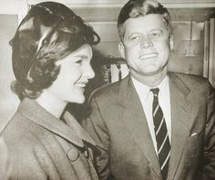 First Lady ~~~Jacqueline Lee (Bouvier) Kennedy  (July 28, 1929 – May 19, 1994) And Her Husband President  ~~ John Fitzgerald Kennedy (May 29, 1917 – November 22, 1963) ❤❤❤ ❤❤❤❤❤❤❤   http://en.wikipedia.org/wiki/Jacqueline_Kennedy_Onassis  http://en.wikipedia.org/wiki/John_F._Kennedy