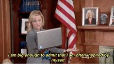 15 Leslie Knope Quotes To Chant In The Mirror When The Patriarchy's Got You Down