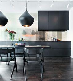 Küchenideen Für Dunklen Boden   Google Suche