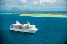 Paul Gauguin Cruises MS Paul Gauguin. #cruise #travel
