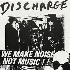 DISCHARGE are a British hardcore punk band formed in The band is characterised by a minimalistic approach to music and lyrics. Bloodborne Concept Art, Another Green World, Anarcho Punk, Punk Poster, Crust Punk, Stoner Rock, Rock Style, Rock Chic, Slogan Tshirt
