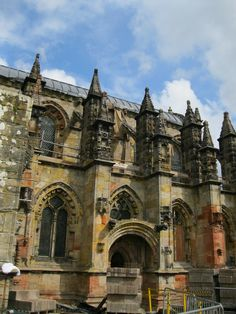 Roslyn Chapel, Edinburgh, Scotland    Everyone must add this to their bucket list. It was truly breathtaking, words cannot describe. I recommend reading the history to truly appreciate the wonder of it. It's unbelievable.