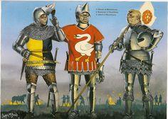 Хуситски рицари/ Hussite Knights