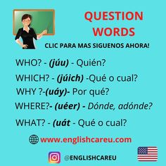 English Tips, Spanish English, English Class, English Vocabulary Words, Learn English Words, English Grammar, Ingles Kids, Spanish Conversation, Spanish Language