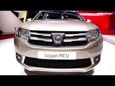 New #Dacia #Logan sneak preview - Geneva Motor Show 2013
