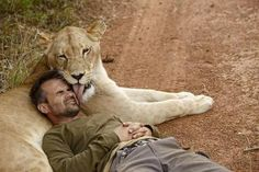 Image result for kevin richardson lion park south africa