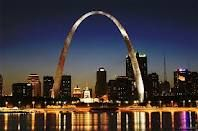 Homeward bound soon.  St. Louis will always be home.  No matter how many  other wonderful places I've been, I can't help but love the great Midwest.