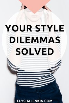 Do you struggle with any of the 3 big style frustrations? So either you feel stuck wearing the same thing. Or you don't know how to dress in a way that looks stylish AND feels comfortable. Or you believe nothing looks good on you, or maybe you can't tell when something does look good. If yes, get these style tips! I share the solutions to these personal styling issues so you don't have to struggle with what you wear, and instead feel confident in your clothes. Feeling Stuck, How Are You Feeling, Everyday Casual Outfits, Confident, Personal Style, Feels, Style Inspiration, Stylish, Big