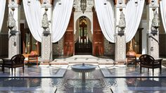 Royal Mansour - Luxury Hotel in Marrakech - Morocco