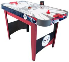#Hy-pro #thrash 4ft air and #hockey table.,  View more on the LINK: 	http://www.zeppy.io/product/gb/2/361612118021/
