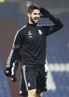 Isco #footballislife