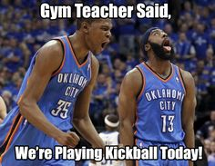 18 Funny Sports Memes That Will Actually Make You Laugh Out Loud Funny Nba Memes, Funny Basketball Memes, Really Funny Memes, Stupid Funny Memes, Funny Relatable Memes, Hilarious, Funny Stuff, Funny Things, Kobe Memes