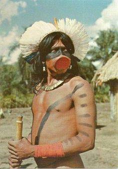 Índios Botocudos