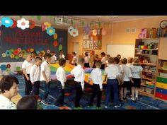 Taniec na pożegnanie przedszkola - YouTube Youtube, Songs, Preschool Graduation, Cards, Song Books, Youtubers, Youtube Movies