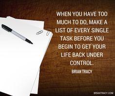@BrianTracy  #quote