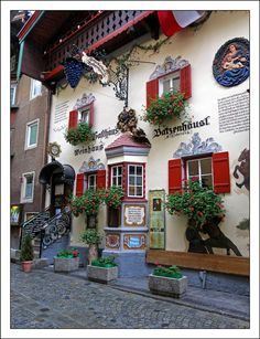 http://smart-travel.hr/en/accommodation; Römerhofgasse, Kufstein, Austria Copyright: Alessandro Macchi