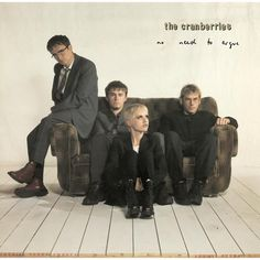 The Cranberries - No Need To Argue Limited Edition Colored Vinyl LP October 20 2017 Pre-order