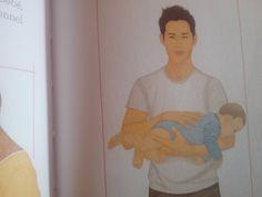 massages bébés soulageer