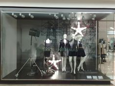 Image result for warehouse christmas window