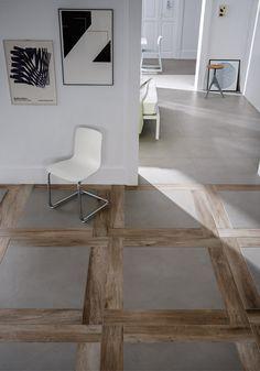 Marazzi Ceramiche - Collezione Block | Anno: 2013 | Materiali: Gres porcellanato…
