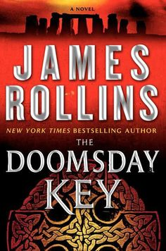 Title: The Doomsday Key: A Novel  Author: James Rollins  Publisher: William Morrow  Copyright Date: 2009-06-23  ISBN: 0061231401  Type: Hardcover, DJ  Condition: New  Edition: 1st Edition 1st Printing $8.99 #BBBBooks #Books #BooksForSale