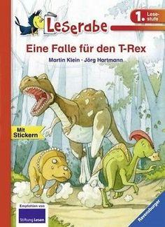 Eine Falle für den T-Rex von Martin Klein (Buch) NEU