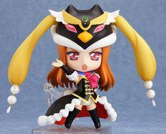 Nendoroid: Mawaru Penguin Drum - Princess of the Crystal Action Figure