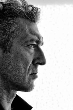 Vincent Cassel Portrait - Cinema print on canvas, print on wood, print on steel or print on paper Vincent Cassel, Foto Portrait, Portrait Photography, Gorgeous Men, Beautiful People, Actrices Hollywood, Shooting Photo, Celebrity Portraits, Black And White Portraits