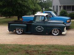 57 Chevrolet Truck