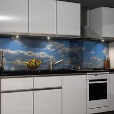 Selbstklebende Folie für Küchenrückwand Möbel & Wohnen ...