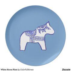 White Horse Plate