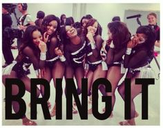 "Lifetime Show Bring It | In response to the racist criticism of ""Bring It."""