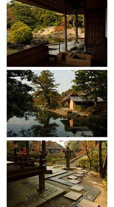Katsura Imperial Villa stefanosakura